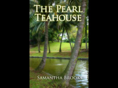 the book cover of the pearl teahouse