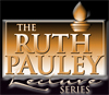 thumbnail of logo for ruth pauley lecture series